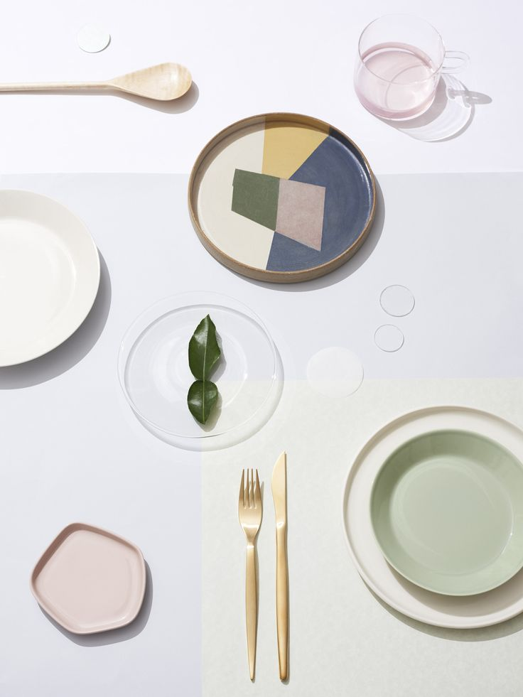 Scandinavian Tabletop Simplicity - Photographer Emma Engkvist and props stylist Clare Piper