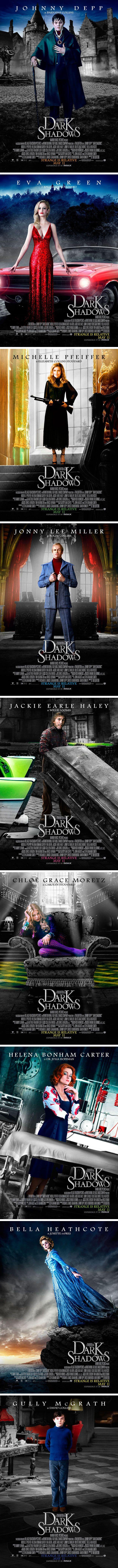 #DarkShadows Eva is so beautiful