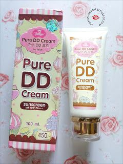 RANDOM THOUGHTS.: [Review]: Pure DD Cream by Jellys