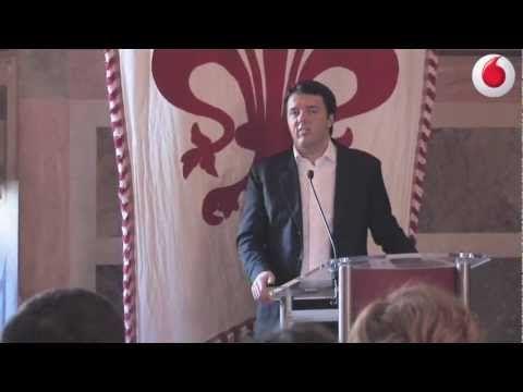 Firenze città interattiva: intervista al sindaco Matteo Renzi