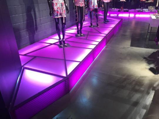 Bencore Starlight Purple, para hacer el escaparate más original