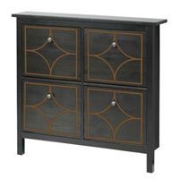 Show details for Diamond O'verlays Kit for Ikea Hemnes Shoe Cabinet 4 door