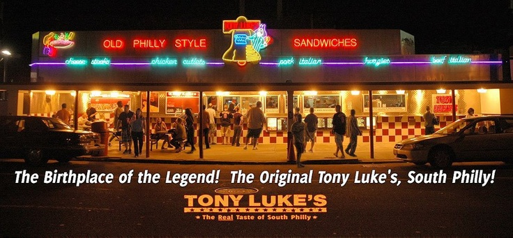 Tony Luke's - Oregon Avenue in South Philly