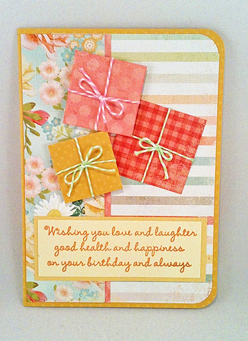 Birthday Card...By:Mizbizibee