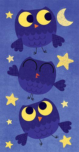 Title: Owls Illustrator: Steve Mack All inquiries for images can be sent to: Steve Mack Illustrator steve@stevemack.com Lori Nowicki Painted Words Licensing Agentlori@painted-words.com