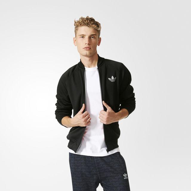 adidas superstar mens jacket