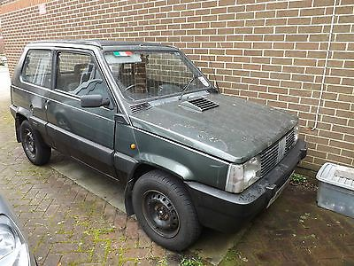 Pin by petrolheadism on classic retro cars fiat panda for Panda 4x4 sisley off road