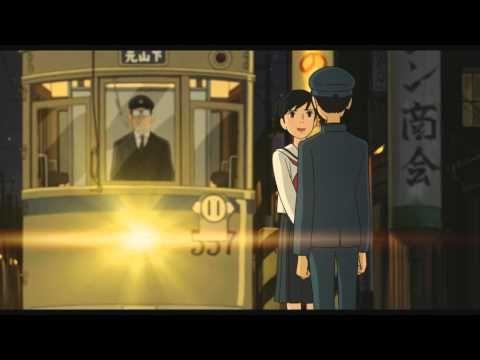 La collina dei papaveri di Goro Miyazaki al cinema solo il 6 novembre 2012.