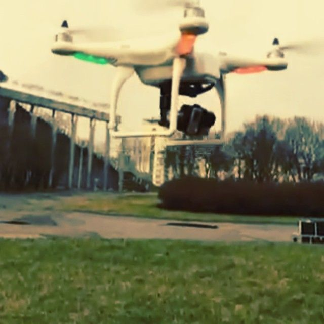 Start drona