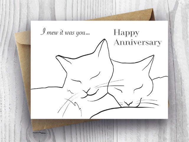 25+ unique Printable anniversary cards ideas on Pinterest Free - free printable anniversary cards