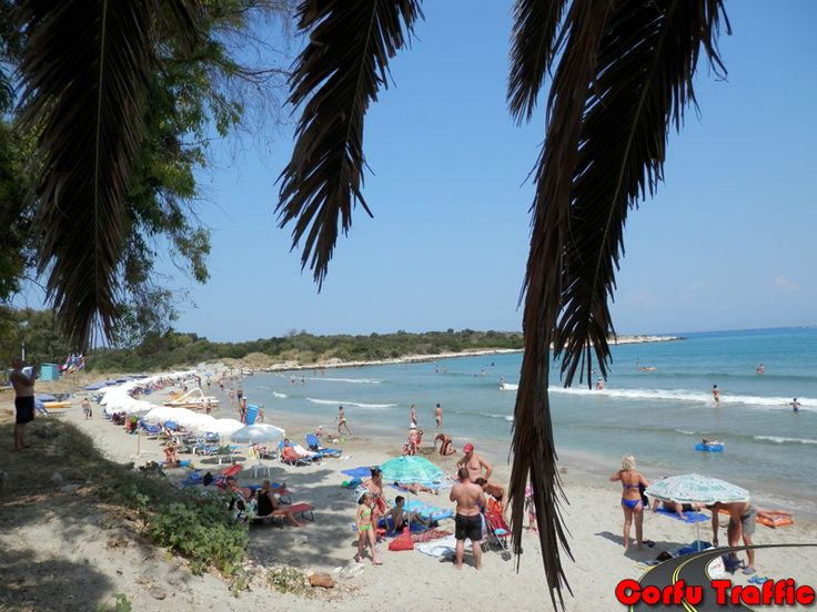 Make at tour to Agios Spyridonas From: www.corfutraffic.com
