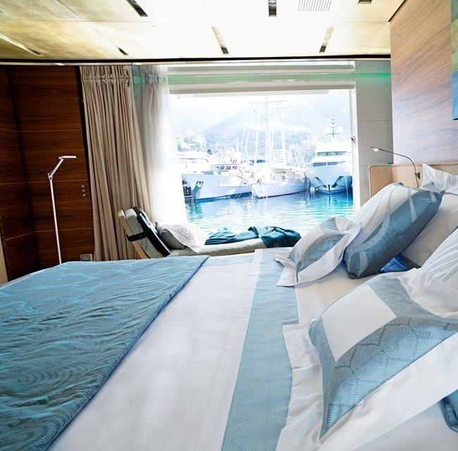 Дом Frette имел честь декорировать яхты San Lorenzo в Portofino Bay. Бренд Frette - неизменный партнер самых ярких яхтенных мероприятий Италии. #bedlinen #design #frette #chic #kiev #beautiful #фретте #постельноебелье #дизайн #яхтеннаяколлекция #стиль