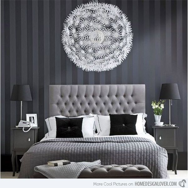 Black and White Bedroom Ideas | Bedroom Decor Ideas | Decor Ideas | Modern Bedrooms | Luxury Design | Luxury Furniture | Boca do Lobo www.bocadolobo.com/en
