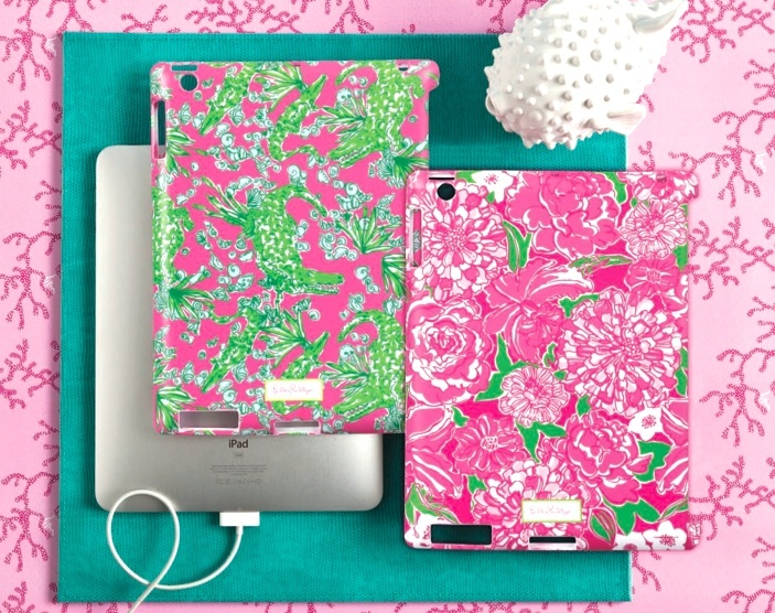 PURSELADYTOO - Lilly Pulitzer Ipad 2 Cover , $30.00 (http://www.purseladytoo.com/lilly-pulitzer-ipad-2-cover/)