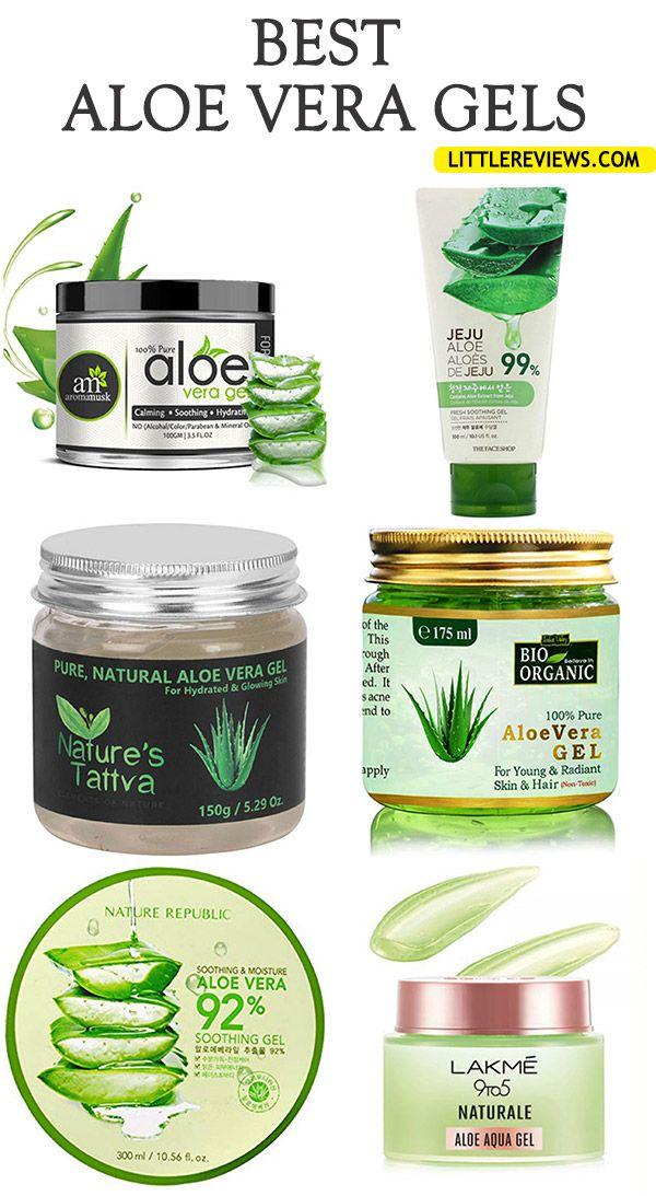 10 Best Aloe Vera Gels In India Organic Aloe Vera Gel Aloe Vera Skin Care Pure Aloe Vera Gel