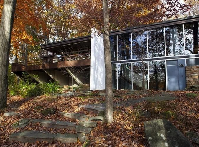 388 best MidCentury Modern Architecture images on Pinterest