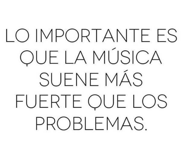 La Música Siempre!!