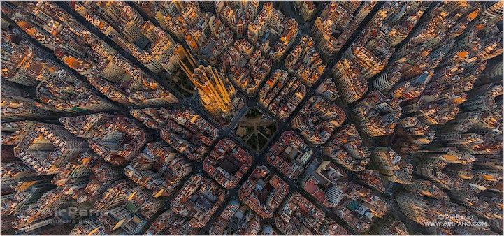 Breathtaking Aerial Panoramas Show the World Like You've Never Seen Before - My Modern Met