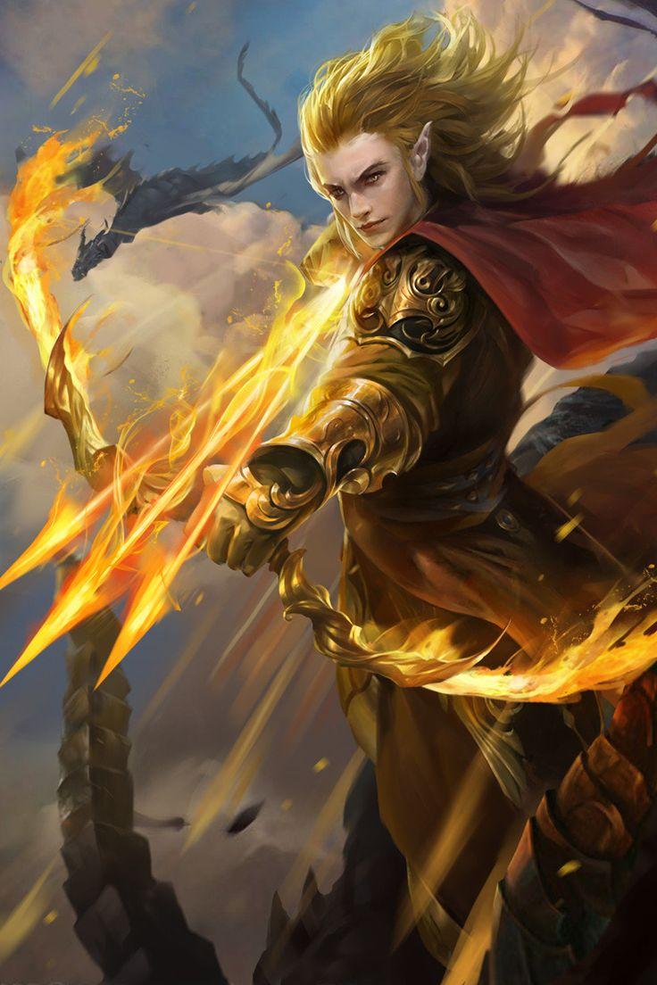 Fantastic Fantasy Artwork | tomjogi: by LI QIAN