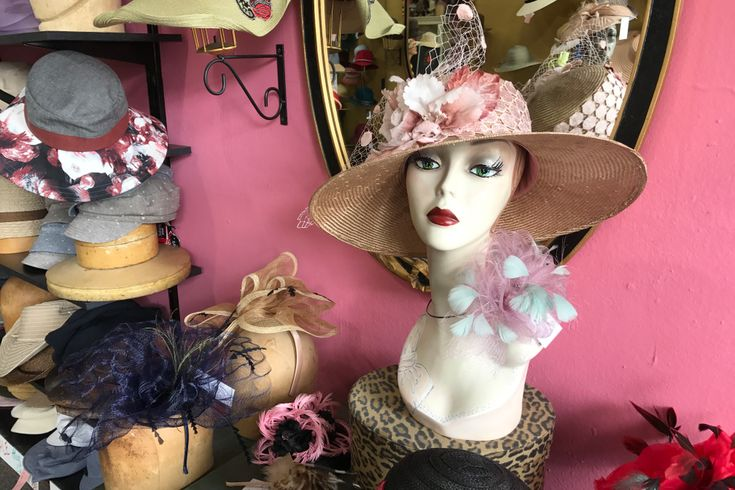 The Hen House Women S Hats Custom Millinery At 2250 S Kinnickinnic Ave They Have Amazing Hats And Fascinators Bay View Lovely Shop Festival Captain Hat