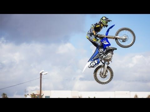 GoPro Hero 3+ YZ125 Ryan Surratt - TransWorld Motocross (This guy is disgustingly fast on this 125, I mean he rips like no ones business)