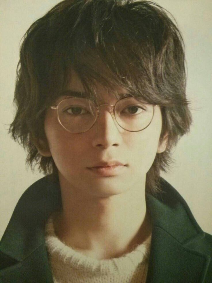Matsumoto Jun, Arashi - Mens non magz, 2013. Jun Potter.. LOL