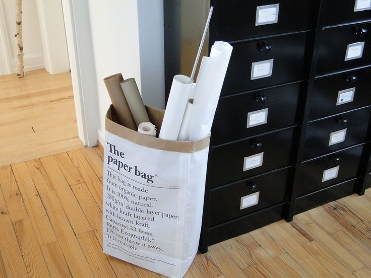 Image of Les sacs en papier - 2 tailles à partir de