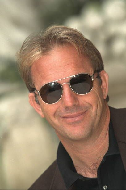 Actor and director Kevin Costner