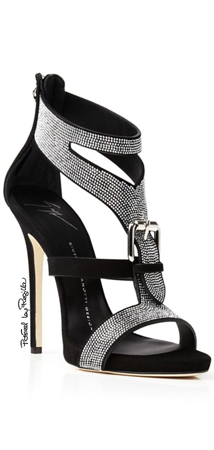 Sandals for Women On Sale, Silver, Patent Leather, 2017, 6 Giuseppe Zanotti