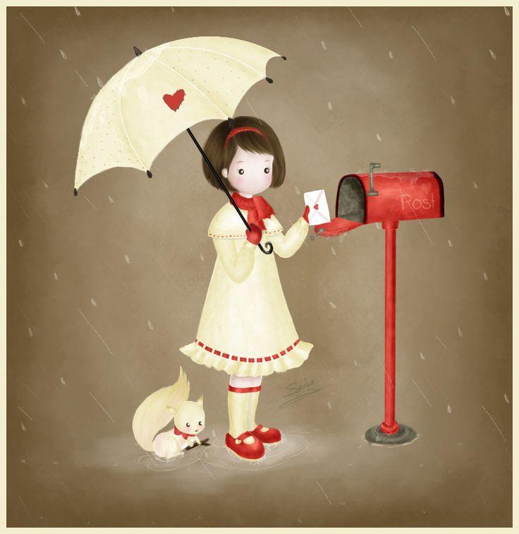 .: In The Rain :.