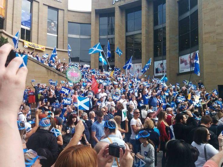Buchanan September 13 2014 Yes Rally