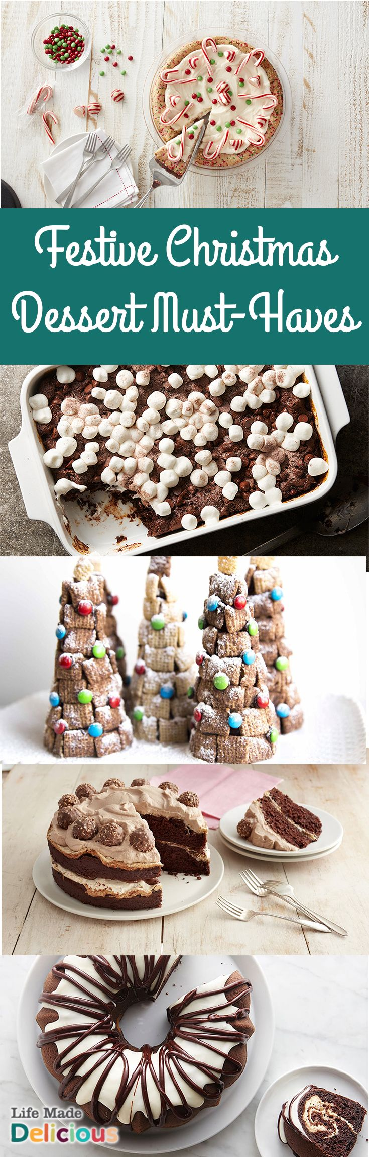 Festive Christmas Dessert Must-Haves
