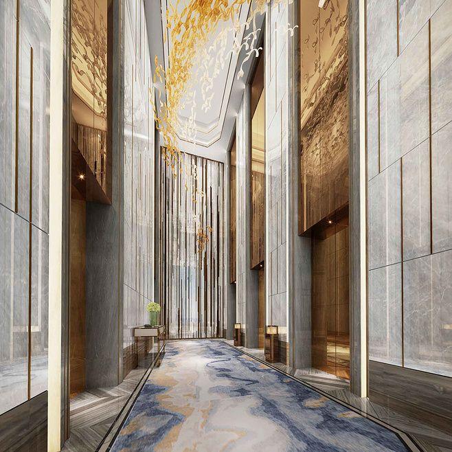 Luxurious Zen Resort: 261 Best HOTEL LIFT LOBBY Images On Pinterest