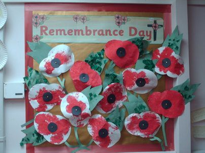 Remembrance Day Display, Classroom Display, class display, remember, culture, poppy, WWI, world war, field, Early Years (EYFS), KS1 & KS2 Primary Resources