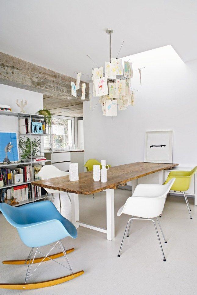 Une maison au design contemporain pour un couple | comedor ...