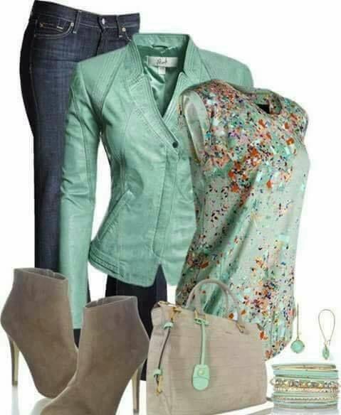 Spring Summer Floral Outfits Trends | trends4everyone