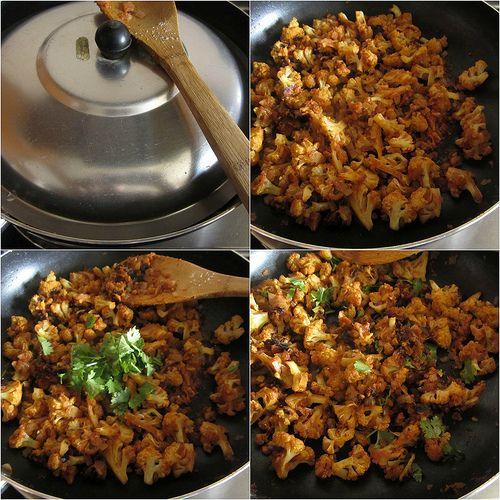 Die besten 25+ Cauliflower sabzi Ideen auf Pinterest indisches - indische k che vegetarisch