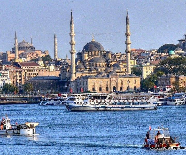 Estambul - Multiculturalidad, Palacios y Crucero