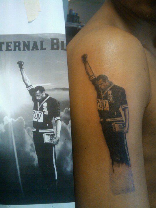 #tattoo #eastsidetattoonl #sportstattoo #realistictattoo