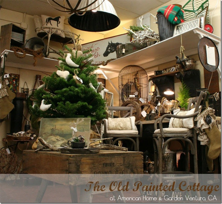 The Old Painted Cottage at American Home and Garden in Ventura