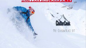 Heliboarding Canada's Videos at Chatter Creek