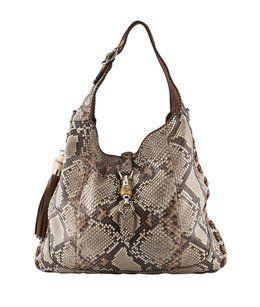 5f1dff5f693 Gucci Snakeskin Hobo Bag | Gucci in 2019 | Gucci handbags sale, Bags ...