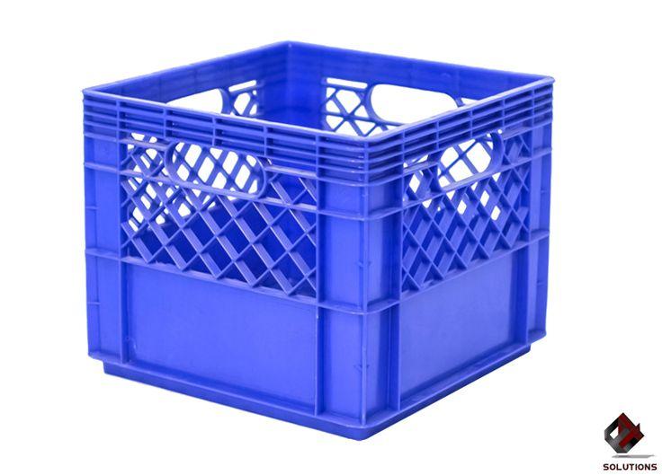 E4-1035 CAJA LECHERA 16 LITROS  Fabricada en polietileno de Alta Densidad, no toxico y con grado alimenticio. Aprobado para productos que estén en contactos con alimentos, solo en material virgen. Forma de estiba: 10 Piezas Con Producto. Tipo de empaque: Apilable. Dimensiones: 34 cm. x 34 cm. x 27 cm. Capacidad de Carga: 20 kg. Peso: 1.5 kg. Color: Azul.