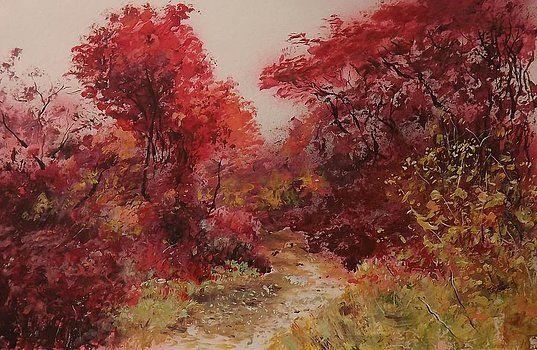 Autumn in Lugansk by Danil Shurykin