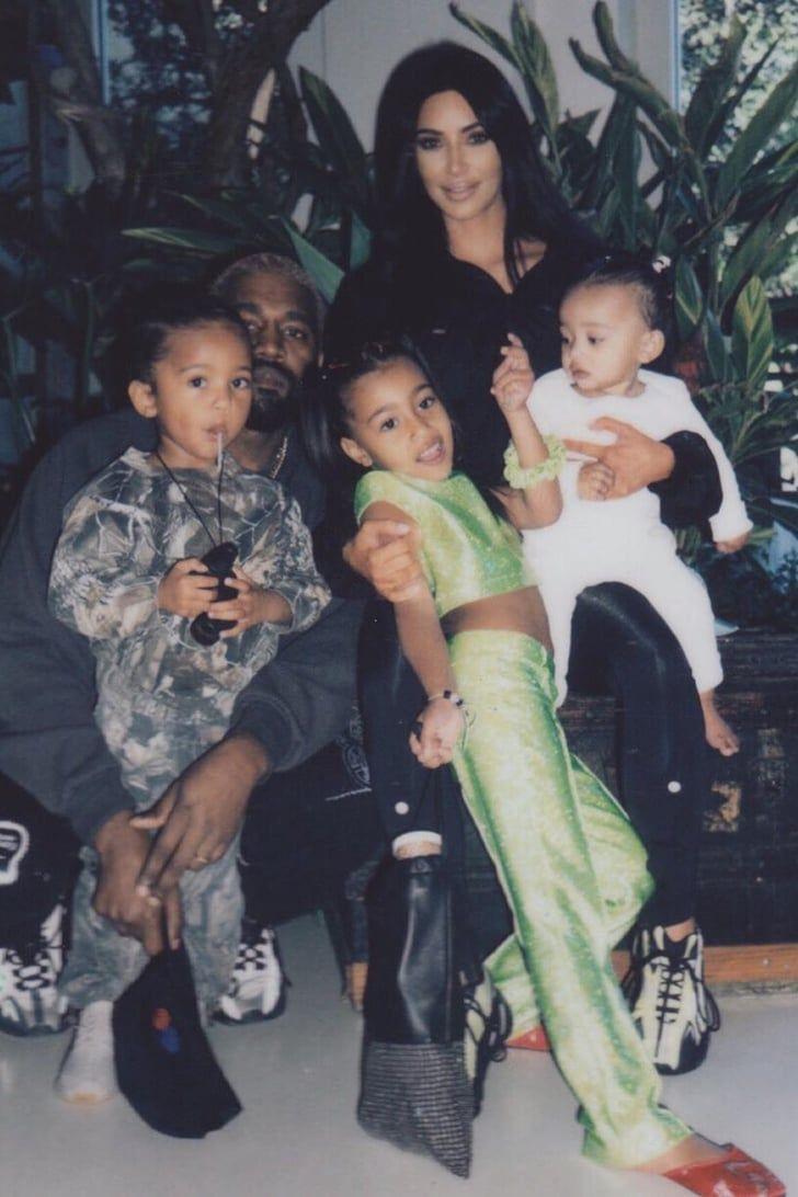 Kim Kardashian S Fourth Baby Finally Has A Name And We Re Already In Love Kim Kardashian And Kanye Kim Kardashian Kanye West Kardashian