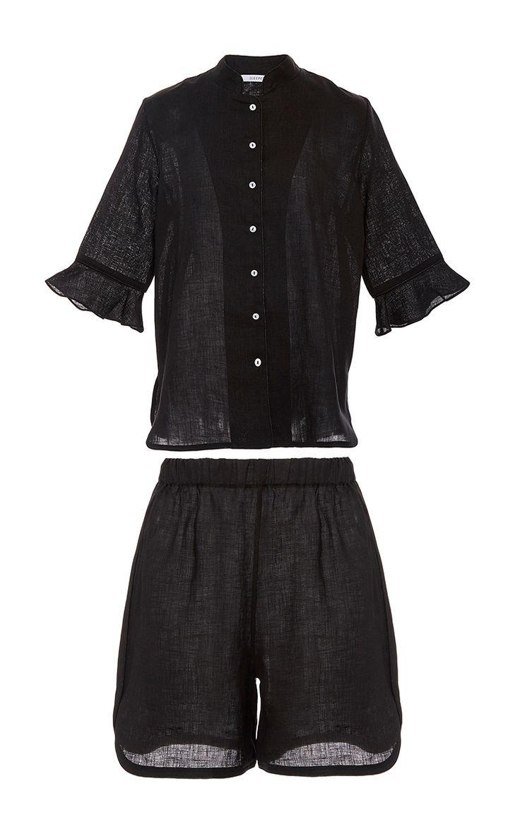 M'O Exclusive Loungewear Set by Sleeper | Moda Operandi