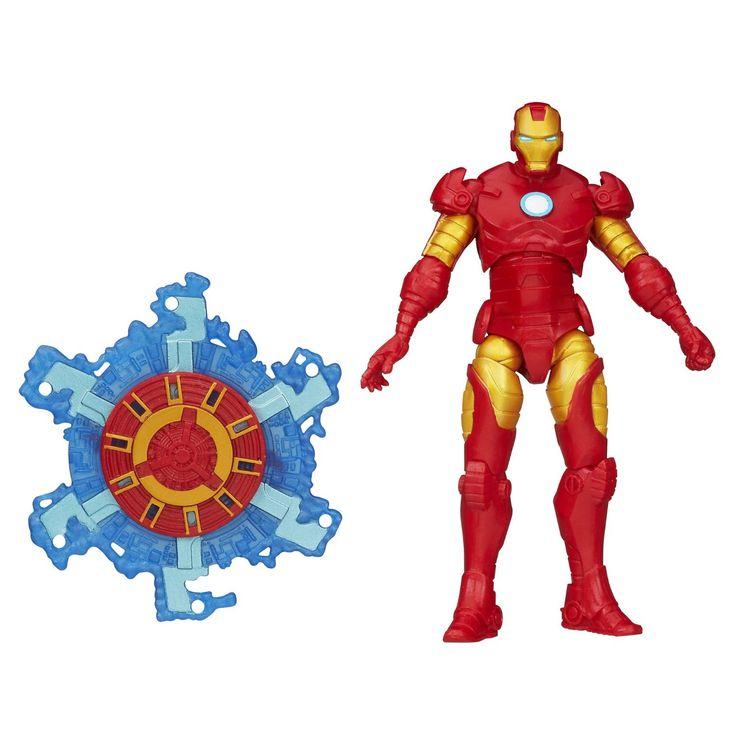 Marvel Avengers Assemble Tornado Blade Iron Man Action Figure