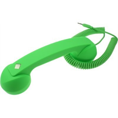 Super fun -- a retro Handset for your iPhone. #findwhatyoulove