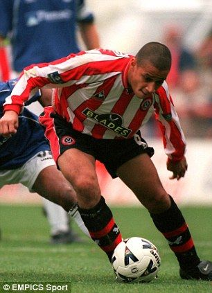 Curtis Woodhouse (Sheffield United)