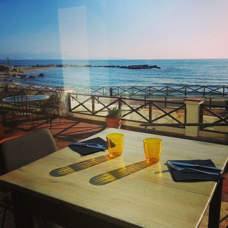 Desayuno con vistas en el Hostal Spa Empuries #incostabrava